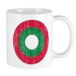 Maldives Roundel Mug
