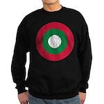 Maldives Roundel Sweatshirt (dark)
