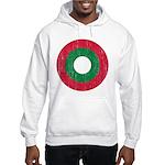 Maldives Roundel Hooded Sweatshirt