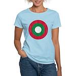 Maldives Roundel Women's Light T-Shirt