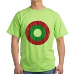 Maldives Roundel Green T-Shirt