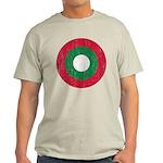 Maldives Roundel Light T-Shirt
