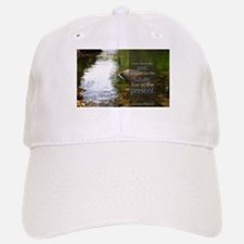 LDS Quotes- Learn from the past... Baseball Baseball Cap