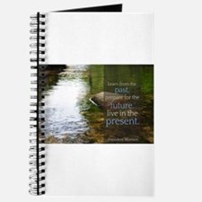 LDS Quotes- Learn from the past... Journal