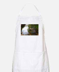 LDS Quotes- Learn from the past... Apron