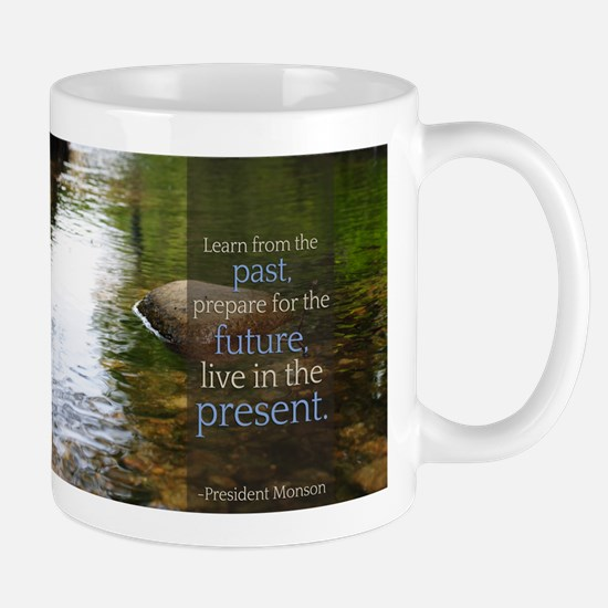 LDS Quotes- Learn from the past... Mug