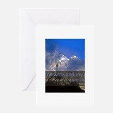LDS Quotes- This is my work and my glory... Greeti