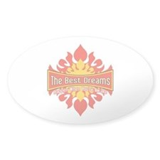 The Best Dreams Decal