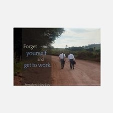 LDS Quotes- Forget yourself and get to work Rectan