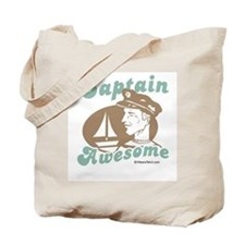 Captain Awesome -  Tote Bag