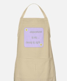 Acupuncturist by day Mommy by night Apron