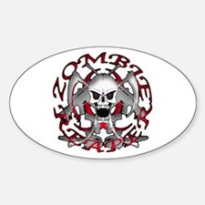 Zombie Reaper Decal