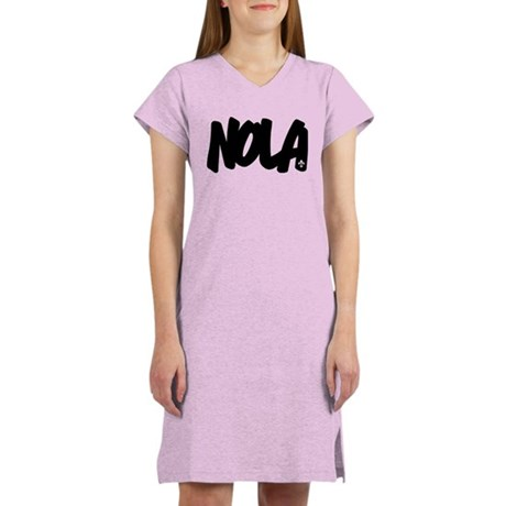 NOLA Brushed Women's Nightshirt