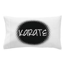 Martial Arts Karate Pillow Case