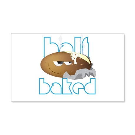 Half Baked 20x12 Wall Decal