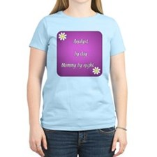 Analyst by day Mommy by night T-Shirt