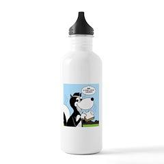 Stinky Cheese Sandwhich Water Bottle