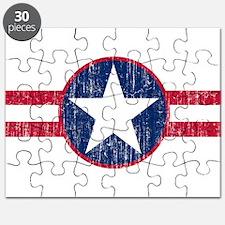 Liberia Roundel Puzzle