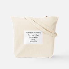 Hagar Weeping Tote Bag