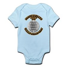 Navy - Rate - EM Infant Bodysuit