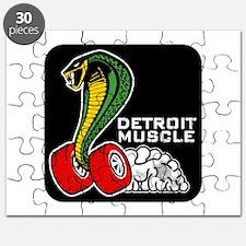 Detroit Muscle Puzzle