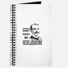 Don't touch my stash - Journal