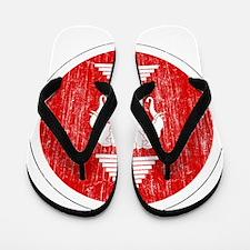 Laos Roundel Flip Flops