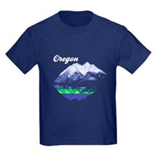 Oregon Mountains T