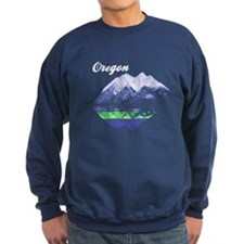 Oregon Mountains Sweatshirt