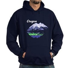 Oregon Mountains Hoody