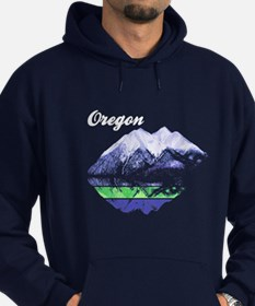 Oregon Mountains Hoody