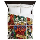 Day of the dead Duvet Covers