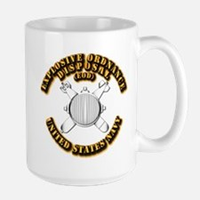 Navy - Rate - EOD Mug