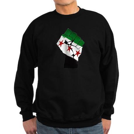 Syrian Strength Sweatshirt (dark)