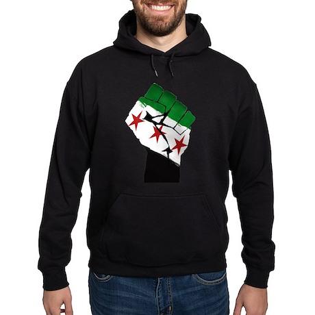 Syrian Strength Hoodie (dark)