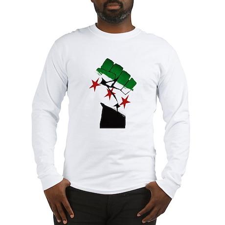 Syrian Strength Long Sleeve T-Shirt