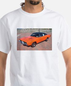 '69 Charger R/T T-Shirt (white)