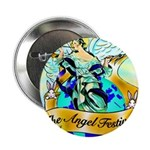 """Angel 2.25"""" Button (10 pack)"""
