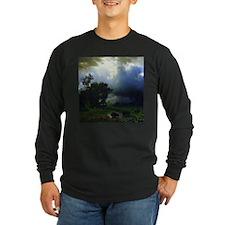 Bierstadt Before The Storm T