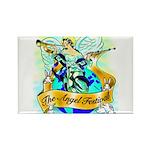 Angel Rectangle Magnet (10 pack)