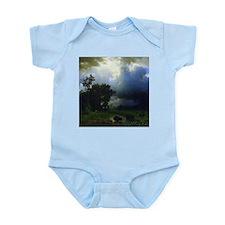 Bierstadt Before The Storm Infant Bodysuit