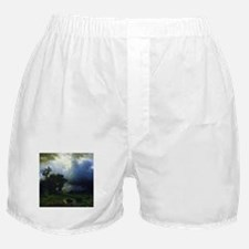 Bierstadt Before The Storm Boxer Shorts