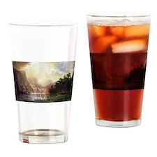 Bierstadt Sierra Nevada Drinking Glass