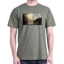 Bierstadt Sierra Nevada T-Shirt