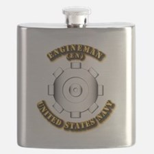 Navy - Rate - EN Flask