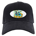 Angel Black Cap
