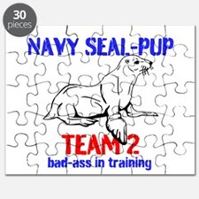 Navy Seal-pup Puzzle
