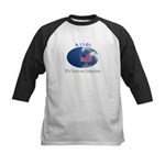 9-11 We Have Not Forgotten Kids Baseball Jersey