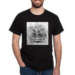 Angel Black T-Shirt