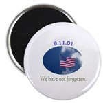 9-11 We Have Not Forgotten Magnet